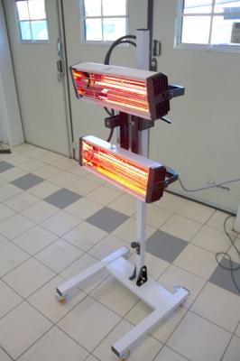 IR-Lampa Tork